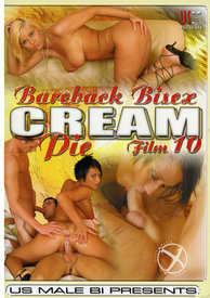 Bareback Bi Sex Cream Pie 10