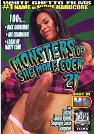 Monsters Of Shemale Cock 21