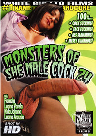 Monsters Of Shemale Cock 24