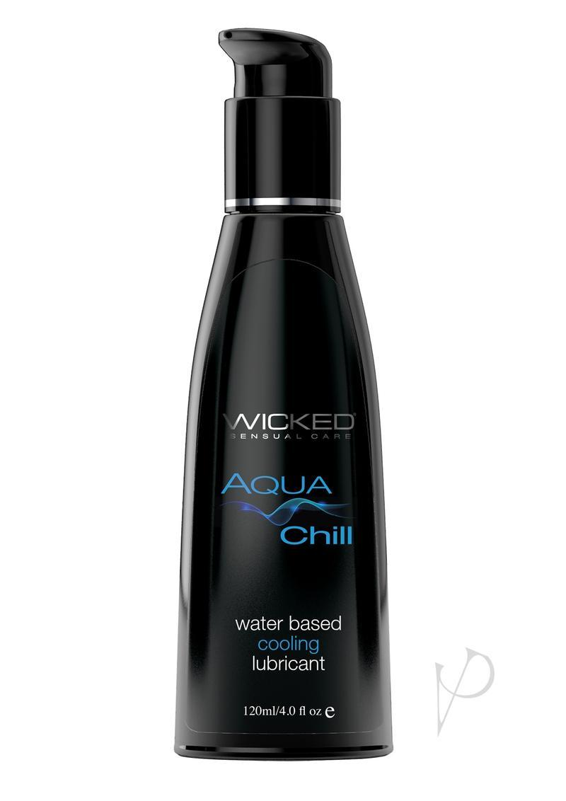 Wicked Aqua Chill Water Based Cooling Lubricant 4oz